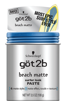 göt2b® Beach Matte® Surfer Look Paste