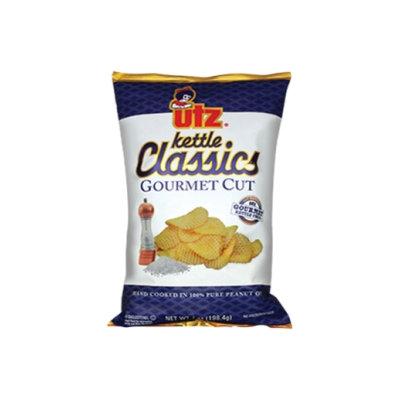 Utz Kettle Classics Gourmet Cut Potato Chips
