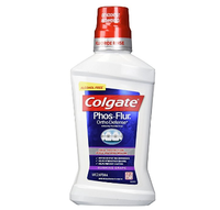 Colgate® Phos-Flur® Ortho Defense® Anti-Cavity Fluoride Rinse Gushing Grape