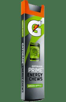 Gatorade® G Series 01 Prime Green Apple Energy Chews