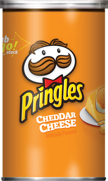 Pringles® Grab & Go Cheddar Cheese