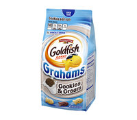 Goldfish® Grahams Cookies & Cream Snacks