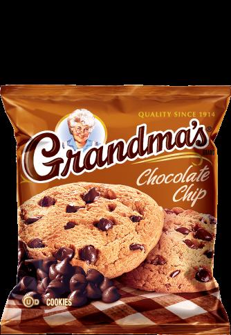 Grandma's Cookies Chocolate Chip Cookies