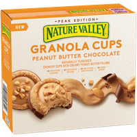 Nature Valley™ Granola Cups Peanut Butter Chocolate