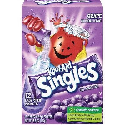 Kool-Aid Singles Grape Soft Drink Mix