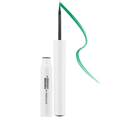 SEPHORA + PANTONE UNIVERSE™ Graphic Lift Liquid Eyeliner Emerald
