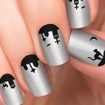 Incoco.com Incoco Nail Polish Strips, Graveyard Shift