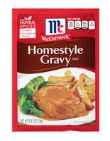 McCormick® Homestyle Gravy Mix
