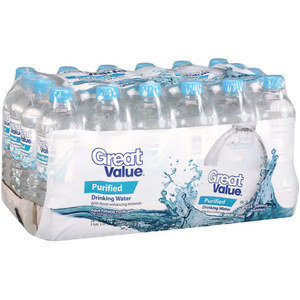 Great Value Purified Water Reviews 2019