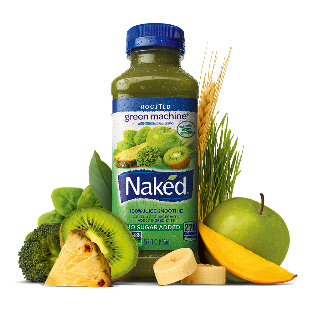 Naked Food Green Machine