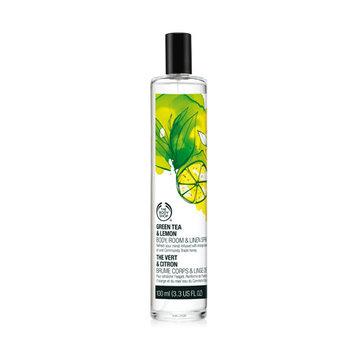 The Body Shop Green Tea & Lemon Body, Room & Linen Spritz 100 ml