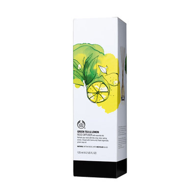 THE BODY SHOP® Green Tea & Lemon Reed Diffuser