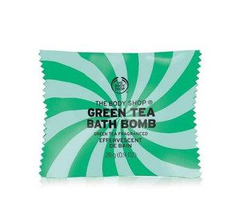 THE BODY SHOP® Green Tea Fragranced Bath Bomb