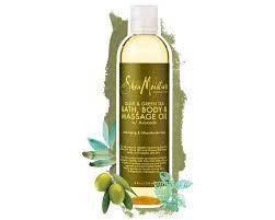 SheaMoisture Olive & Green Tea Bath Body & Massage Oil