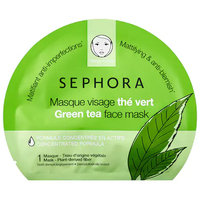SEPHORA COLLECTION Face Mask Green Tea Mattifying & Anti-blemish