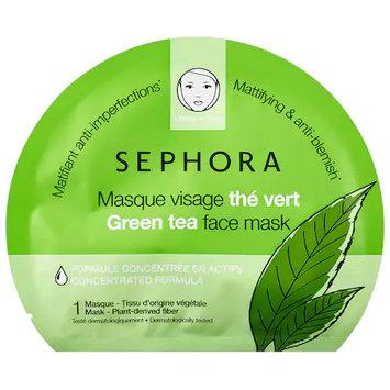 SEPHORA COLLECTION Face Mask Green Tea Mattifying & Anti-blemish