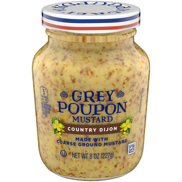 Grey Poupon Country Dijon Mustard