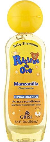 Ricitos de Oro® Hypoallergenic Chamomile Manzanilla Shampoo