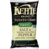 Kettle Brand® Salt & Fresh Ground Pepper Organic Potato Chips