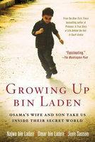 Growing up Bin Laden by Najwa bin Laden, Omar bin Laden, Jean Sasson