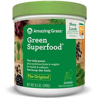 Amazing Grass Green SuperFood Drink Powder Original