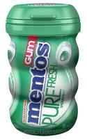 mentos Pure Fresh Spearmint - Curvy Bottle