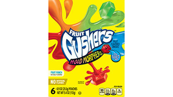 Fruit Gushers™ Mood Morphers Fruit Punch