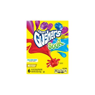 Fruit Gushers™ Sour Triple Berry Shock Fruit Snacks