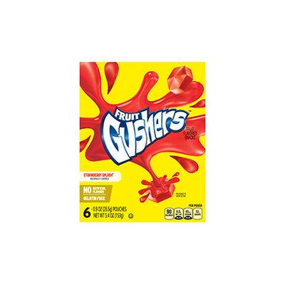 Fruit Gushers™ Strawberry Splash Fruit Gushers Snacks
