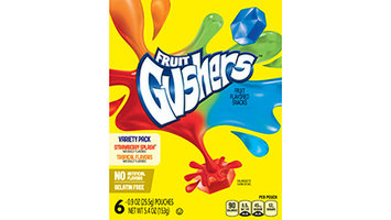 Fruit Gushers™ Variety Pack