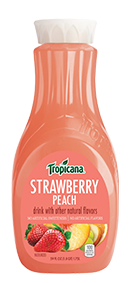 Tropicana® Strawberry Peach