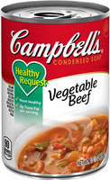 Campbell's® Healthy Request® Vegetable Beef Soup