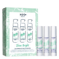 H2o+ Beauty Shine Bright Waterbright Mini Favorites Set