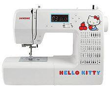 Janome America, Inc. Janome Hello Kitty 18750 Computerized Sewing Machine