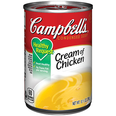 Campbell's® Healthy Request® Cream of Chicken Soup