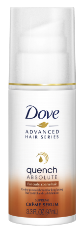 Slide: Dove Quench Absolute Supreme Crème Serum