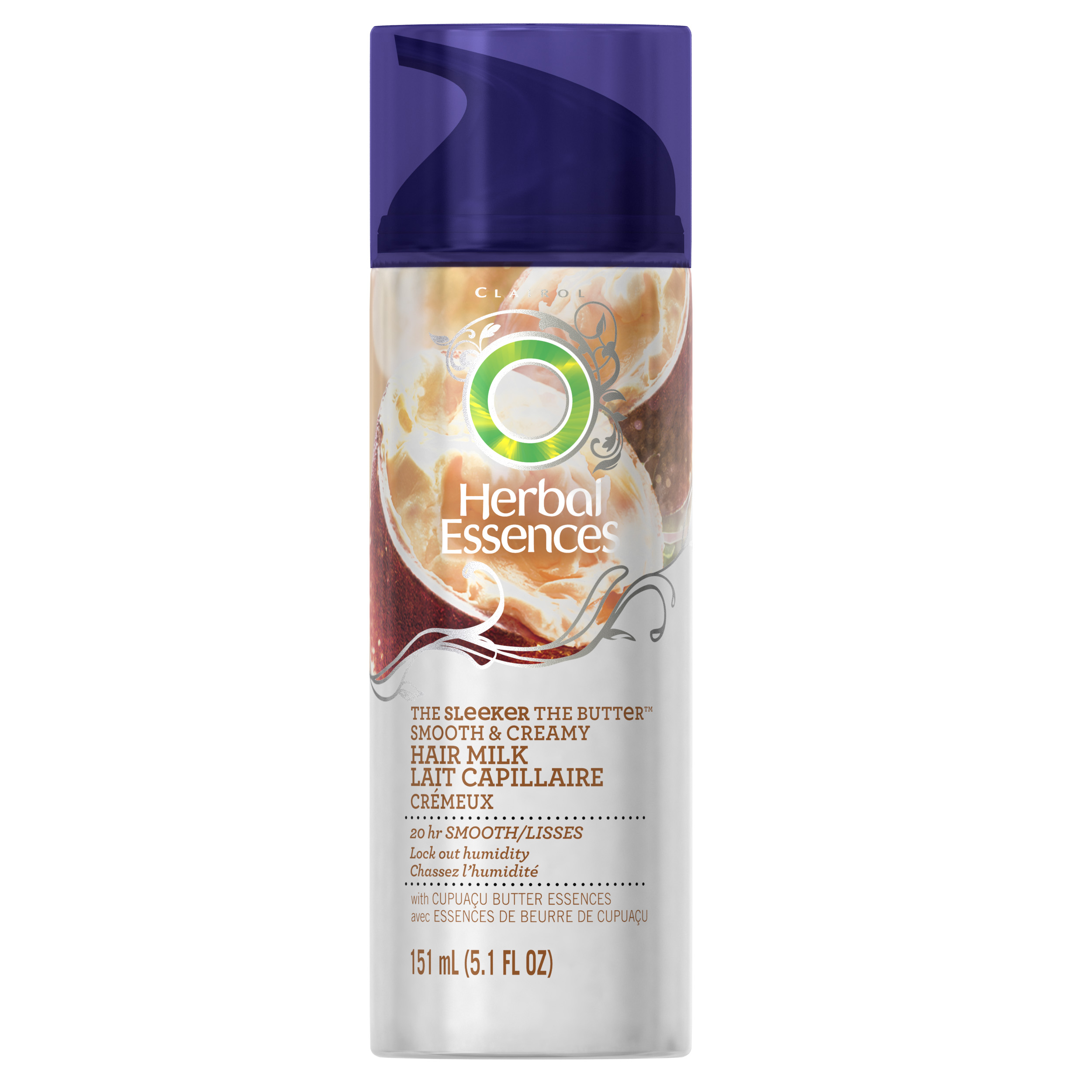Herbal Essences The Sleeker The Butter Smooth & Creamy Hair Milk