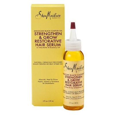 SheaMoisture Jamaican Black Castor Oil Strengthen & Restore Oil Serum
