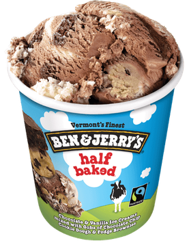 Ben & Jerry's® Half Baked Ice Cream
