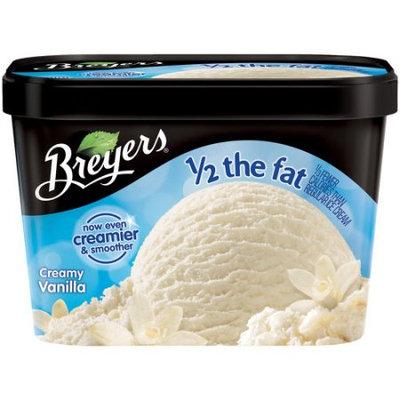 Breyers® Half The Fat Creamy Vanilla