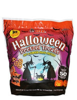 Utz Halloween Bat & Pumpkin Shaped Pretzel