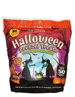 Utz Halloween Bat & Pumpkin Shaped Pretzel