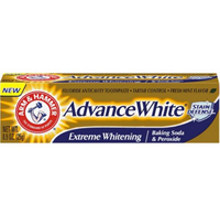 ARM & HAMMER™ Extreme Whitening Baking Soda & Peroxide Fresh Mint Toothpaste