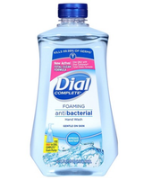 Dial® Antibacterial Foaming Hand Soap