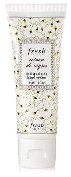 fresh Citron De Vigne Moisturizing Hand Cream
