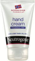 Neutrogena Hand Cream Fragrance-Free