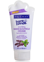 Freeman Beauty Freeman Bare Hands Hand & Cuticle Creme Lavender Mint
