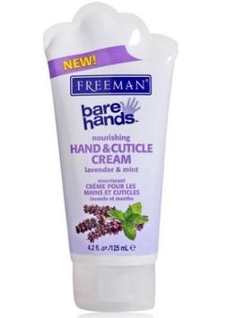 Freeman Beauty Freeman Bare Hands Hand & Cuticle Creme Lavender Mint