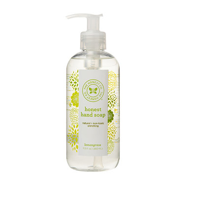 The Honest Co. Lemongrass Hand Soap