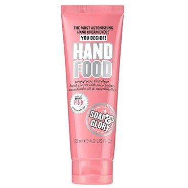 SOAP & GLORY™ HAND FOOD™ Non-greasy Hydrating Hand Cream